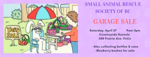 sars garage sale 2019